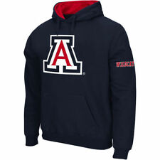 Arizona Wildcats Stadium Athletic Big Logo Po Hood Sweatshirts