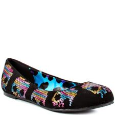 Iron Fist Sugar Hiccup Flats