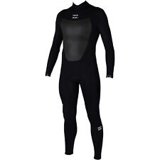 Billabong 2017 Absolute Back Zip 3/2 (Black) Full Wetsuit