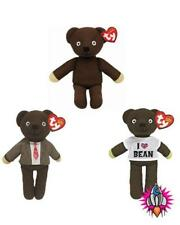 TY BEANIE BOO BABIES MR BEAN BEANS TEDDY PLUSH SOFT TOY SUIT T SHIRT