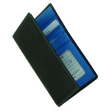 Royce Leather Genuine Leather Passport Currency Wallet