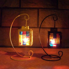 Style Candle Romantic Candlestick Vintage Lantern Candle Stand Holder