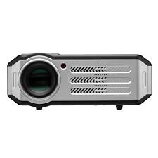 1080P LED LCD Multimedia Video Projector 3200 Lumens Home Theater Business G5J8