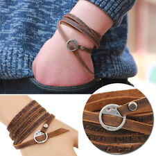 Wristband Western style Really leather Manual Rub the ancient