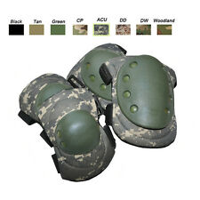 Outdoor Hunting Paintball Gear Protective Kneepads Tactical Elbow & Knee Pads