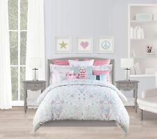 Molly Bee Butterfly Paisley Comforter Set