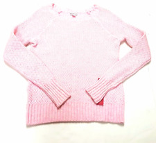 Merona Womens Long Sleeve Knit Pullover Sweater Winter Crewneck