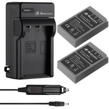 BLS-5 Battery Charger for Olympus PS-BLS5 BLS-50 E-620 P3 PL6 PM1 M10 Camera