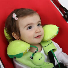 Child Head Neck Support Protect Headrest Travel Car Seat U-Shaped Pillow Cushion