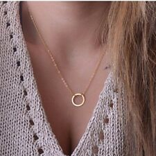 Gold necklace's with various pendants pendant necklace's