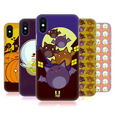 HEAD CASE DESIGNS HALLOWEEN KAWAII HARD BACK CASE FOR APPLE iPHONE X