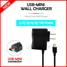 1 2 3 4 5 10 Lot Wall Charger for GPS TomTom XL One 130 325 335S 340S 350 350S