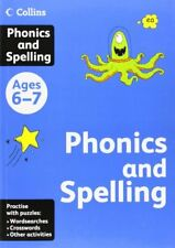 Collins Spelling and Phonics: ages 6-7 (Collins Practice) 0007452349 The Fast