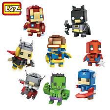 Xmas Gift LOZ Super Hero Building Blocks Bricks Toys for Kids Offical Authorized