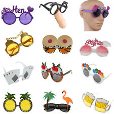 Adult Kid Party Glasses Sunglasses Costume Party Hen Night Fancy Dress Accessory