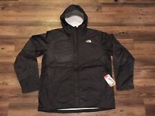 THE NORTH FACE Mens Venture Rain Coat/Jacket Black 2XL TALL NWT NEW