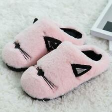 Plush Winter Slippers Indoor Animal Furry House Cotton Slipper Soft Warm Shoes