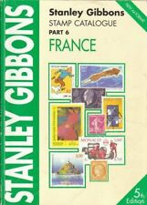 Stanley Gibbons Stamp Catalogue: France Pt. 6 by Gibbons, Stanley 0852595077 The