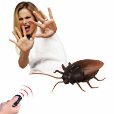 Fun Simulation Infrared RC Remote Control Scary Creepy Insect Cockroach Toy NEW