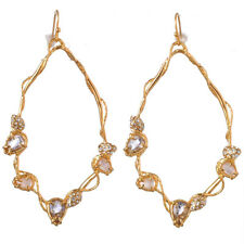 De Buman 18k Yellow Gold Plated or 18k Rose Gold Plated Mother of Pearl and