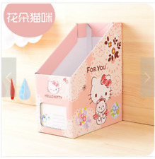 My Melody, Hello Kitty Magazine File Holder Organizer Paper Book Storage ML181