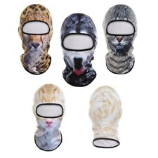 3D Animal Outdoor Motorcycle Full Face Mask Hood Balaclava Ski Neck Protection
