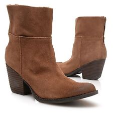 MATISSE SHAMUS DISTRESSED SUEDE LEATHER ANKLE BOOTS M or W *$147.65* 2 COLORS