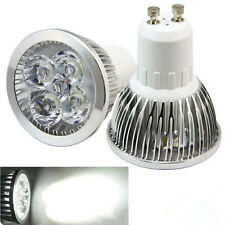 E27 GU10 E14 3W 4W 85V-265V Cool Warm White LED High Power Spot Light Lamp Bulb