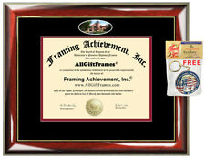 Pacific University Diploma Frame campus photo College Degree Certificate Gift