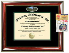 Stetson University Diploma Frame campus photo College Degree Certificate Gift