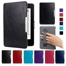Slim Hand-Held Leather Smart Case Cover For Amazon Kindle 6 / Paperwhite 1 2 3