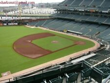 9/25 San Francisco GIANTS San Diego PADRES (5 tix) FRONT ROW Extra Legroom FINAL