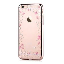 Devia Crystal Spring Cases For iPhone 6, iPhone 6S with Swarovski crystals