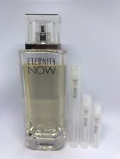 Calvin Klein Eternity Now EDP for Women - Decant Sample