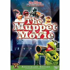The Muppet Movie (DVD, 2005Kermits 50th Anniversary Edition) NEW FACTORY SEALED