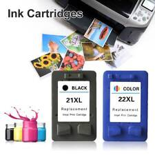 Compatible Ink Cartridges for HP21 HP22 Ink Cartridges C9351AA F2100 2180 2280