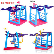 For Kids Toys Jungle Gym Playset Interactive Baby Monkey Climbing Stand Hold