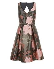 MONSOON - WREN JACQUARD DRESS(Multi Colour) - Size 12 & 16(New with Tags)RRP £99