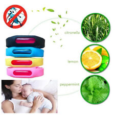 Anti Mosquito Pest Insect Bugs Repellent Wrist Band Repeller Wrist Band Bracelet