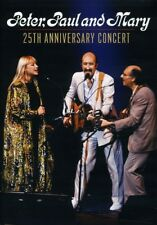 Peter, Paul and Mary: 25th Anniversary Concert DVD Region ALL