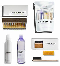 Jason Markk Shoe Cleaning Kit Repel Shoes Care Cleansers Trainers Care
