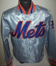 NEW YORK METS MLB STARTER Snap Down Jacket Sping/Summer Ed SILVER SERIES