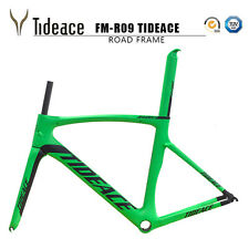 2018 Full Carbon Fiber Road Bike Frames OEM 700C Carbon Bicycle Frameset PF30