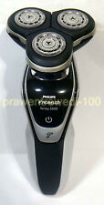 Philips Norelco S5000 Shaver w/ 3D RQ12 Shaver Head, Precision Trimmer, Bag LOT