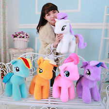 45cm My Little Pony Horse Figures Stuffed Plush Soft Teddy Doll Toy Gift Lot COU