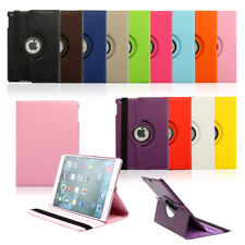 NEW Rotating PU Leather Stand Case Cover for Apple iPad Air 2 iPad 6