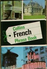 French Phrase Book, Rollin, Sheana M., Very Good Book