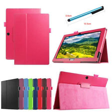 """For Acer Iconia 7"""" 8"""" 7.9"""" 10.1"""" inch Tablet Universal Leather Stand Case Cover"""