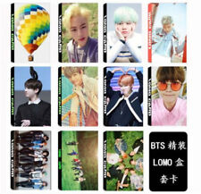 Lomo Cards Personal Collective Photo Picture Poster Star Gifts KPOP BTS 7 Member