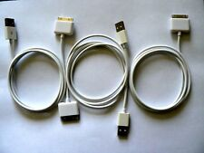 Wholesale Lots of USB Charger Data Sync Cables for iPhone 4, 4s, 3G, 3GS, iPod